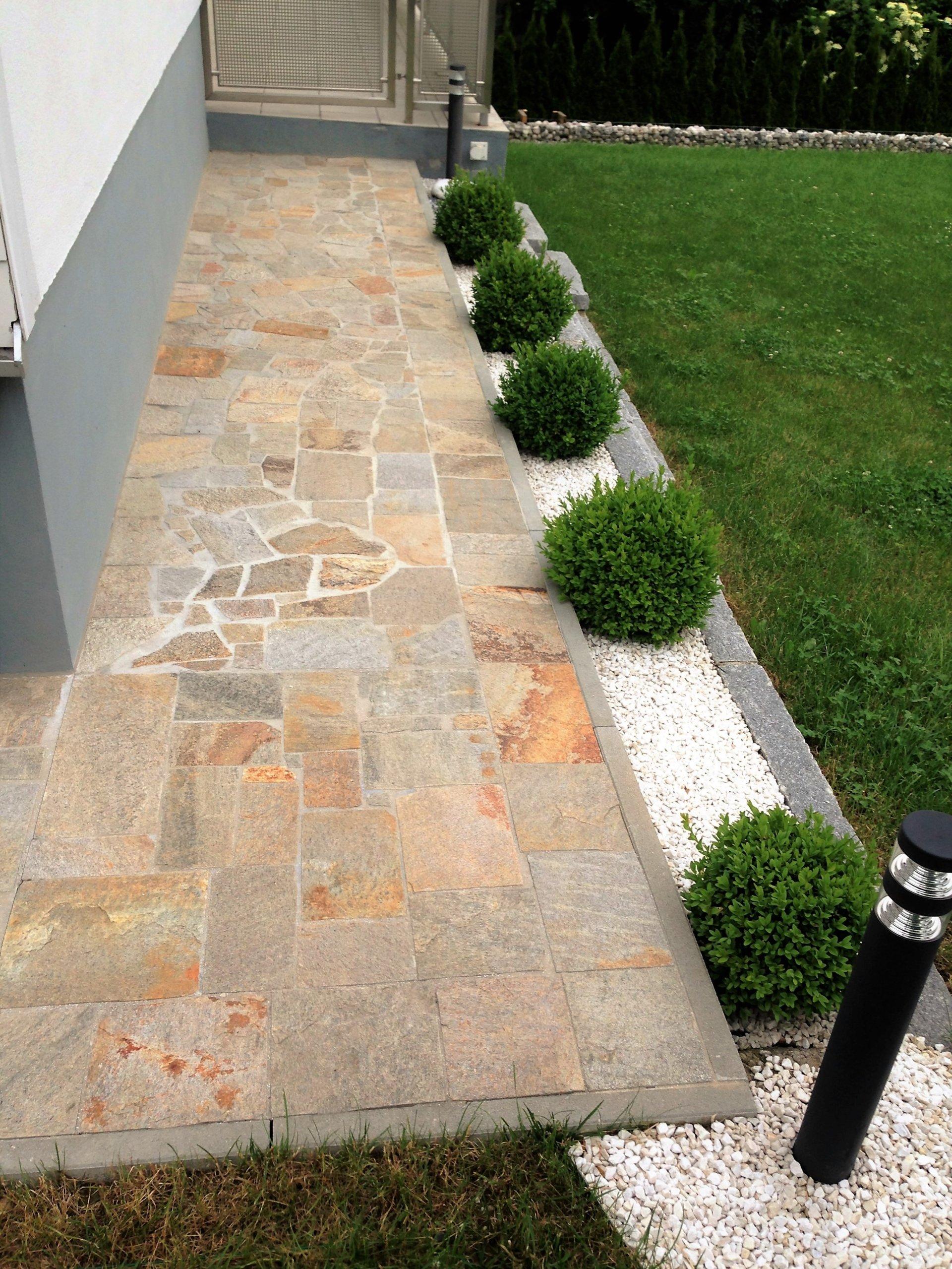 Jardin Design | Vöcklamarkt | Wegbau und Treppen