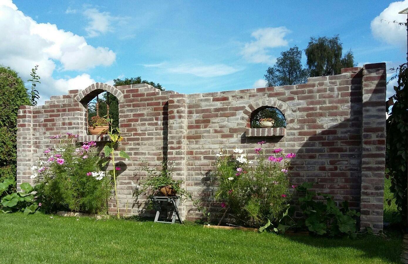Jardin Design | Vöcklamarkt | Mauerbau